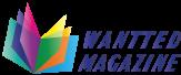 Logo wanttedmagazine
